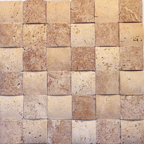Mozaic Travertin Nocce Classic Konkav
